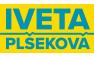 Ivetal Plšeková Sticky Logo